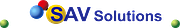 Logo of SAV Solutions